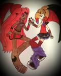 Y U So Batty? by Sakura-Chirari