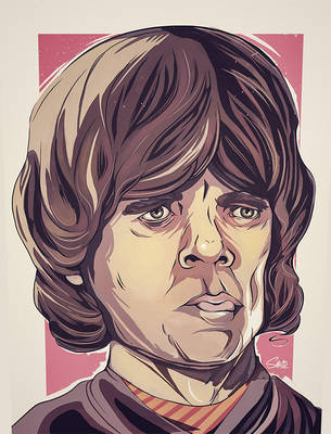 Tyrion Game of Thrones by metalsan