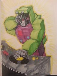 Mixmaster by Gigatoast