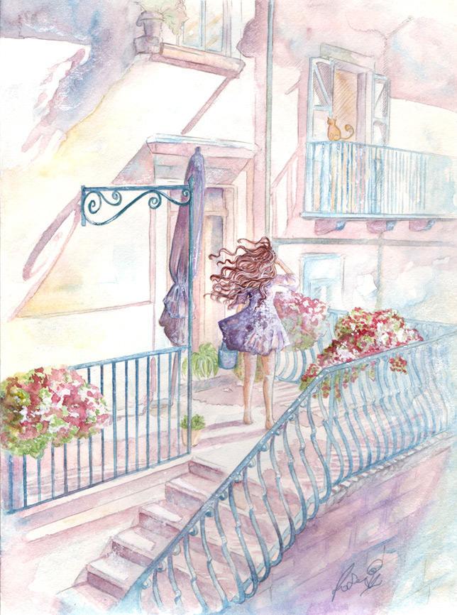 Summer :3 by Ernestgirl