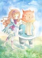 Dorothy e Simone :3 by Ernestgirl