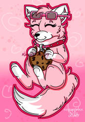 Puppy's Cookie! by KawaiiPaws24