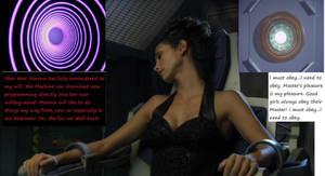 Morena Baccarin: Mind Washing fantasy! (5) by HypnoHunter