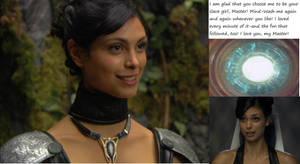 Morena Baccarin: Mind Washing fantasy! (7) by HypnoHunter