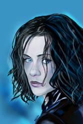 Underworld-Selene by fullcolour-canvas