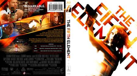 The Fifth Element - Blu-ray by BunnyDojo