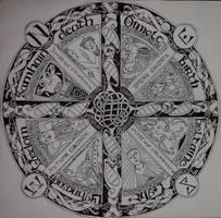 celtic seasons by Leechwife