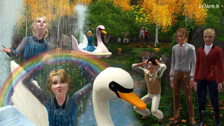 Candy on the swan (Candy Candy Final Story) by nmarquez72