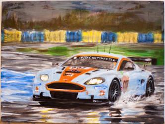 Aston Martin DBR9 by jkwonman
