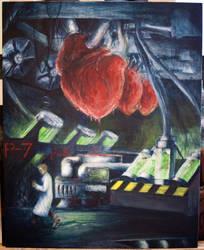 Heart of the Factory by jkwonman