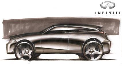 Infiniti HX Concept. by jkwonman