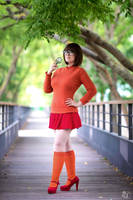 Velma Dinkley 2 by AngelAngelyss