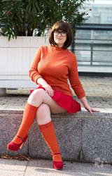 Velma Dinkley by AngelAngelyss