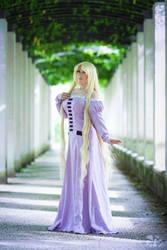 Amalthea - The princess by AngelAngelyss