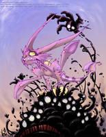 FASTER JINX KILL KILL by Robotess