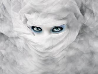 White Rose by Lyakhova