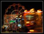 Pasar Malam Semarang by filipusbenizikrisna