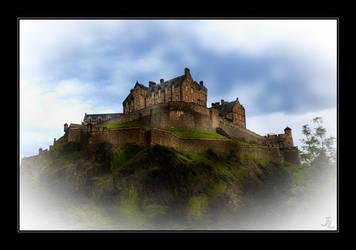 Edinburgh Castle by JeremyIBBC