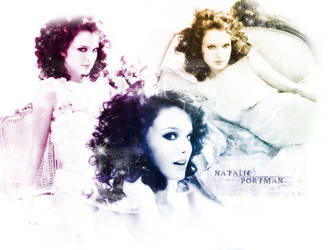 Natalie Portman 2 by Hoeshle