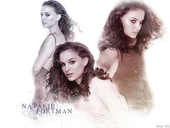 Natalie Portman 3 by Hoeshle
