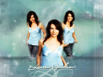 Lauren Graham by Hoeshle