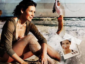 Evangeline Lilly 2 by Hoeshle