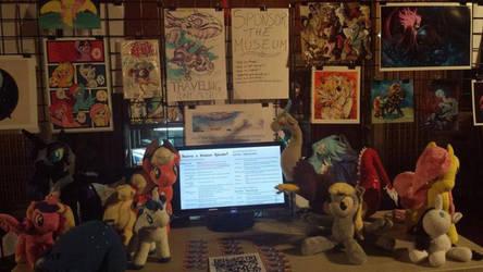 Big Apple PonyCon Winter 2013 - 4 by InkyNotebook