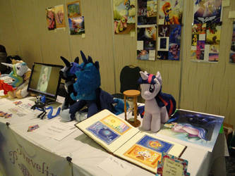 CANterlot Con 2014 by InkyNotebook