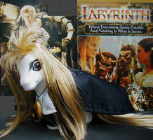 Labyrinth My Little Pony by Barkingmadd