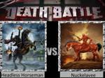 DB Idea #11: Headless Horseman vs. Nuckelavee by RazorRex