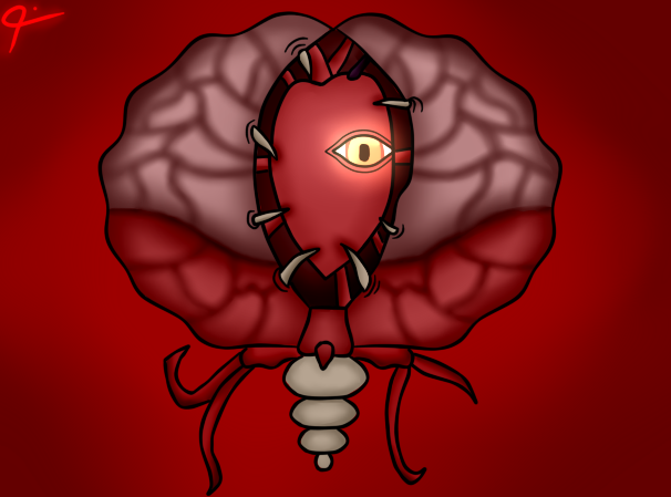 Brain Of Cthulhu Terraria By Gameaddicterzartz On Deviantart