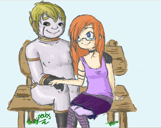 An Unexpected Couple by noodi10