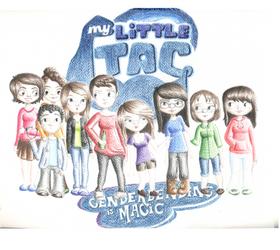 TAC: Genderbending is Magic by noodi10