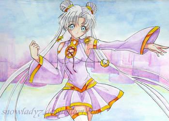 Sailor Moon : Crystal by SnowLady7