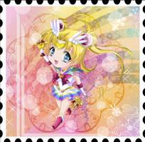 Sailor Moon - Rainbow_Moon by SnowLady7