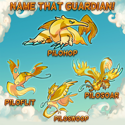 Soul Locus: Guardian Pilohop by skulldog