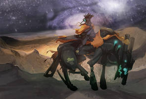 Com: At the end of the world by skulldog