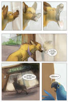 END/CITY Book1 / Page6 by skulldog