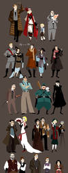 Tiny sketches - to live in 20s by Phobs0