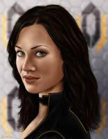 Miranda Lawson by punisher357