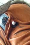 Beastman eye closeup by MonstrositiesNZ