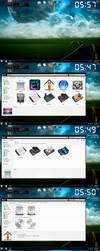 My Desktop August - 14 - 2010 by CarlDx