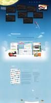 Portfolio Redesign by ormanclark