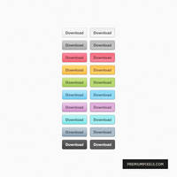 10 Free Simple Web Buttons by ormanclark