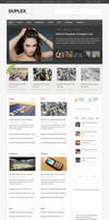 Duplex WordPress Theme by ormanclark