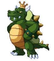 King Koopa by TheBlackHex