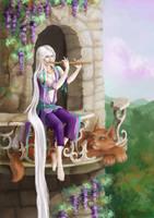 Rapunzel  by KatVit
