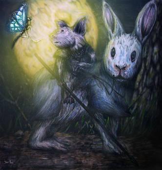 Mouse Guard by StaxMaye