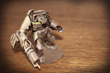 Cereal Box Terminator by StaxMaye