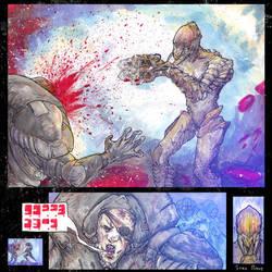 Warframe Comic by StaxMaye